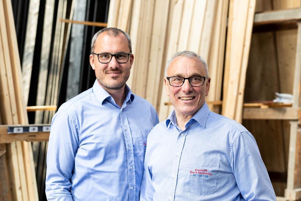 Kontakt Buschardt Byg og Renovering